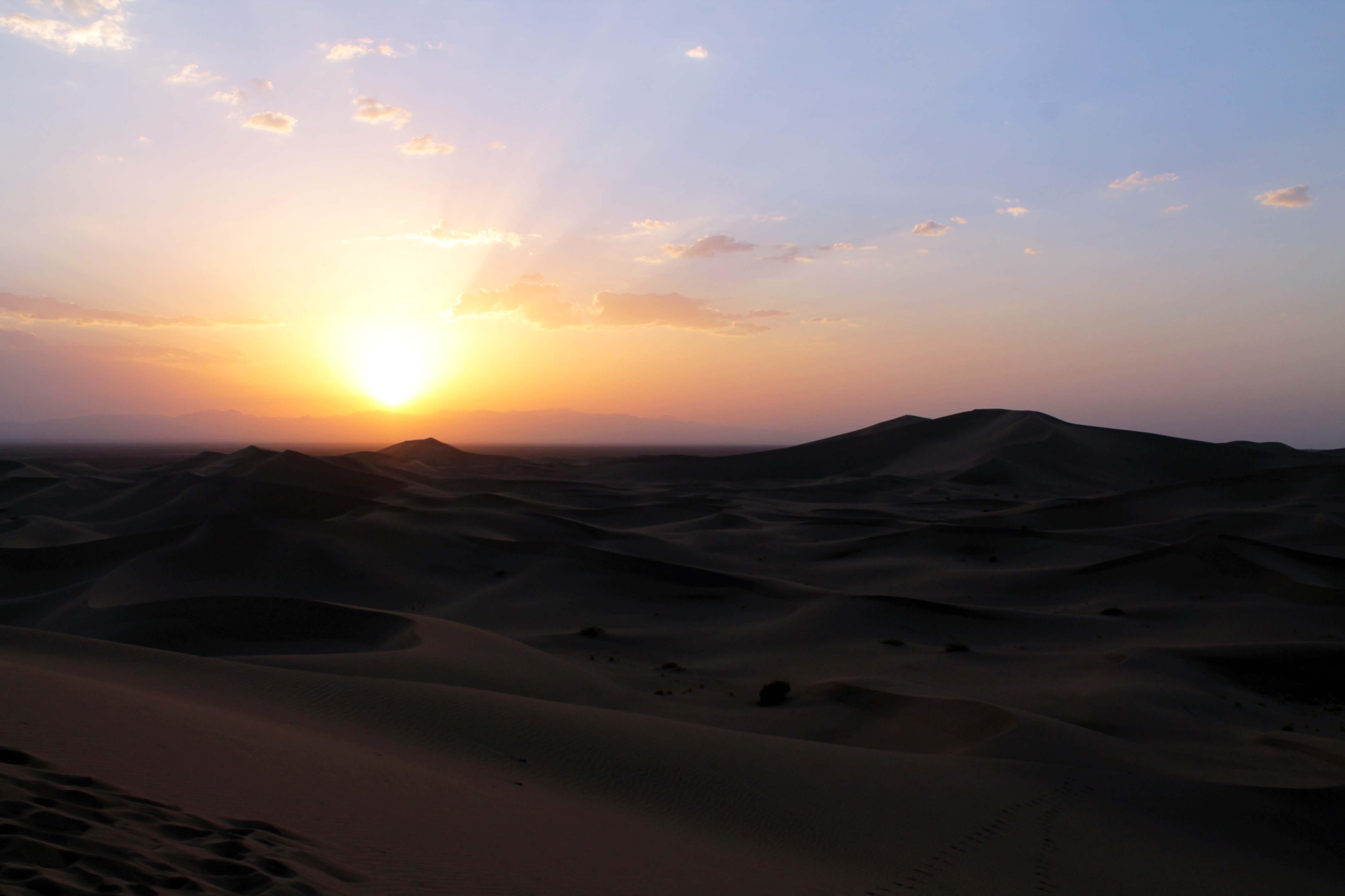 Пустыня Ирана